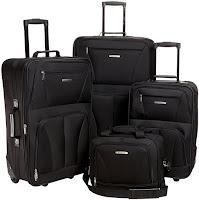 Lot de valises voyage pas cher