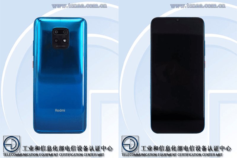 Alleged Redmi 5G smartphone with Dimensity 800+ listed on TENAA
