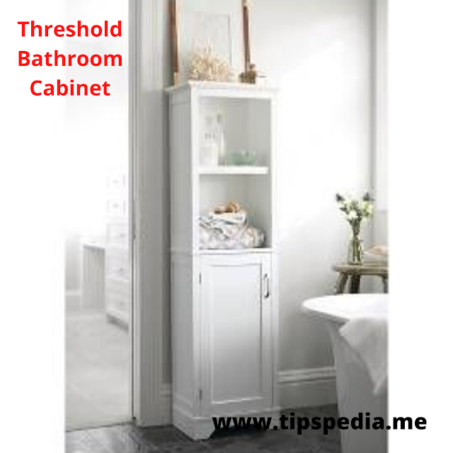 threshold bathroom cabinet