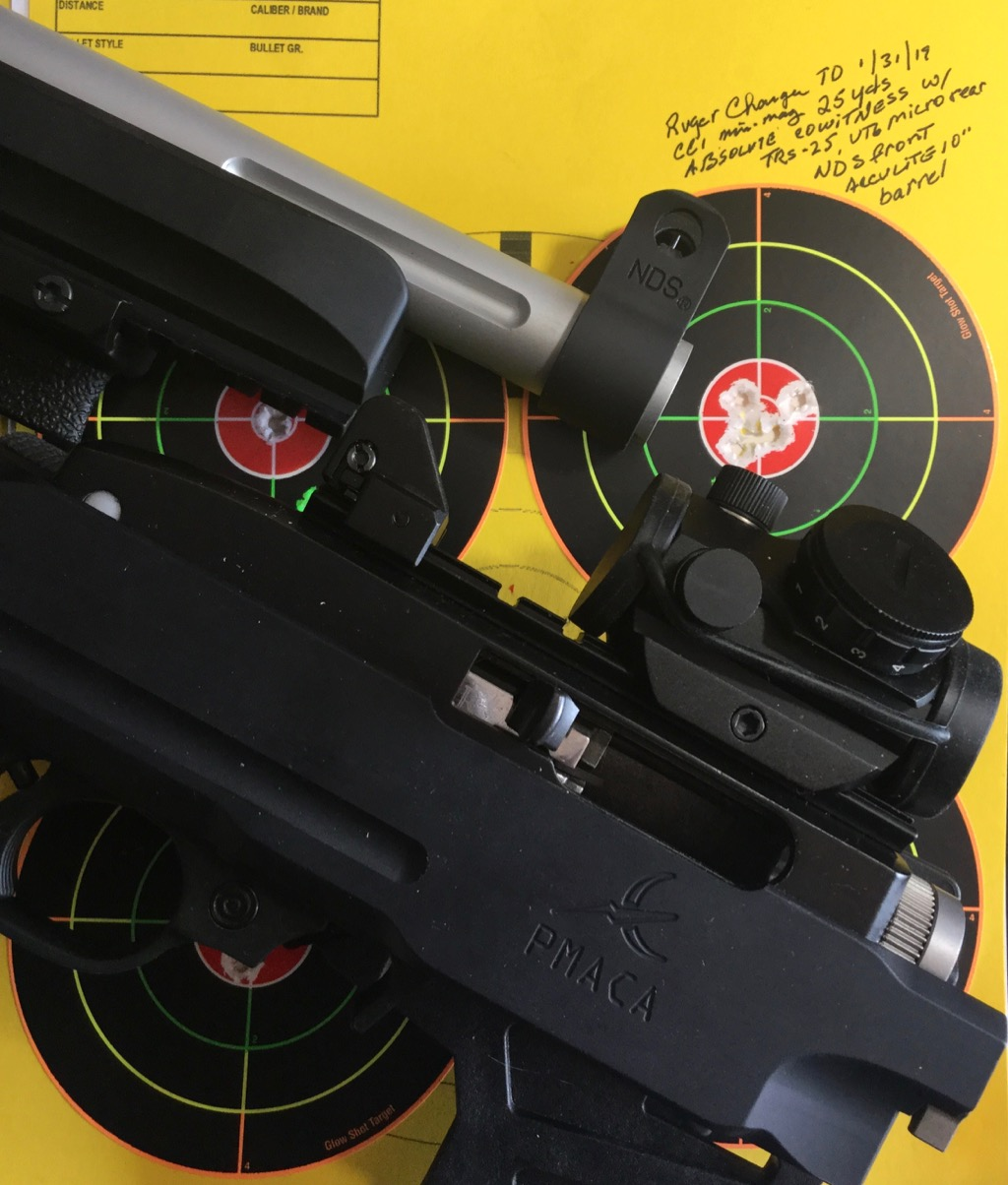 Welcome GNU/Linux Users!: Review: Ruger Charger Takedown