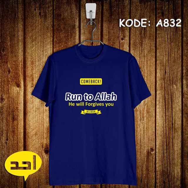 run to allah quran