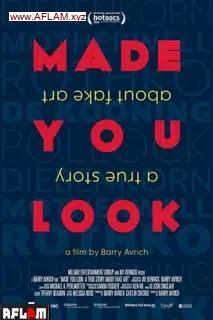 فيلم Made You Look: A True Story About Fake Art 2020 مترجم اون لاين