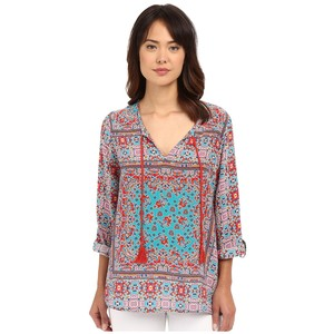 Tolani Virginia long sleeve blouse, $163 from Zappos