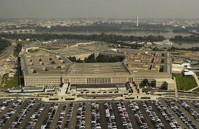 A Picture of the Pentagon