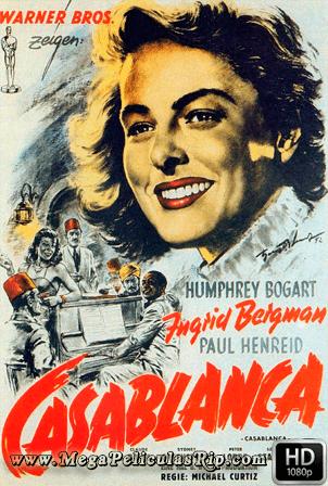 Casablanca [1080p] [Latino-Ingles] [MEGA]