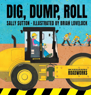 Dig, Dump, Roll by Sally Sutton cover