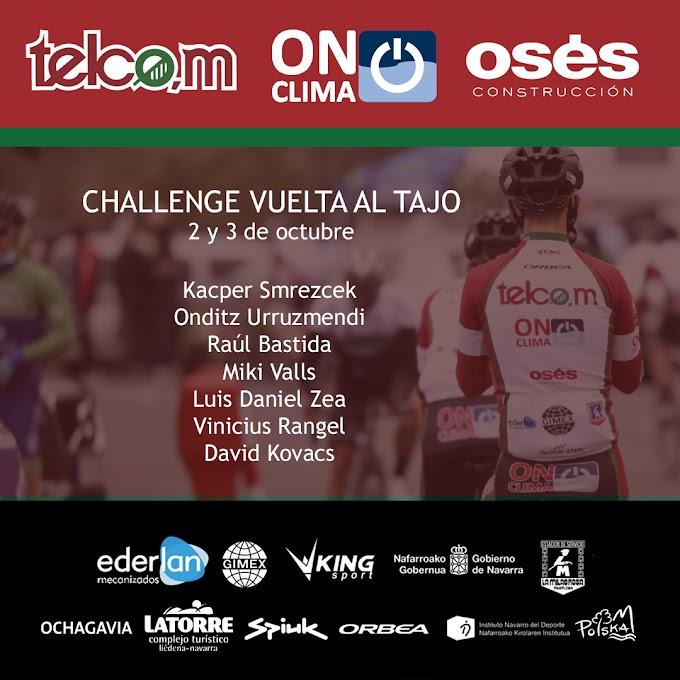 El telón a la temporada del Telco,m On Clima Osés será en la Vuelta al Tajo