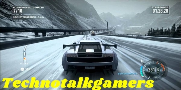 Need for Speed The Run Highly Compressed PC