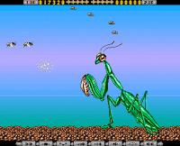Captura del videojuego Apidya - Commodore Amiga