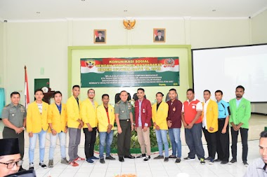 Korem 161/WS Kupang Gelar Seminar Kebangsaan