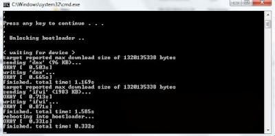 Cara root asus zenfone 5 android kitkat 4.4.2 dengan mudah