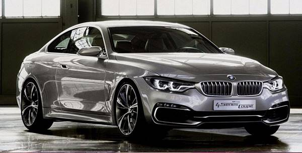 2019 BMW 4 Series Convertible and Coupe Redesign Exterior Interior