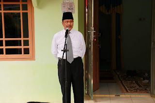 Ketua Pengadilan Tinggi Agama Palembang Gelar Halal Bi Hala Hari Raya Idul Fitri  Tahun 2019 / 1440 H di Rumah Dinas Ketua Pengadilan Tinggi Agama Palembang