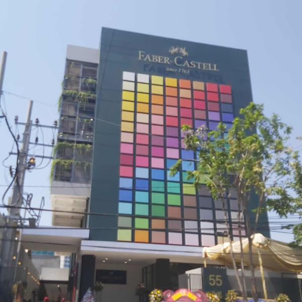 Gedung Baru Faber-Castell International Indonesia di Surabaya Berkonsep Art Centre