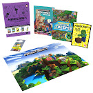 Minecraft The Ultimate Explorer's Gift Box Book Item