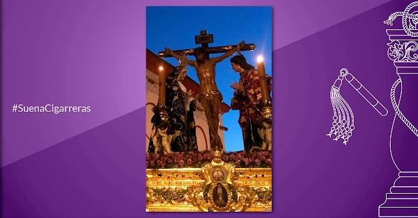 Procesión extraordinaria de la Hermandad de los Blancos de Valverde del Camino