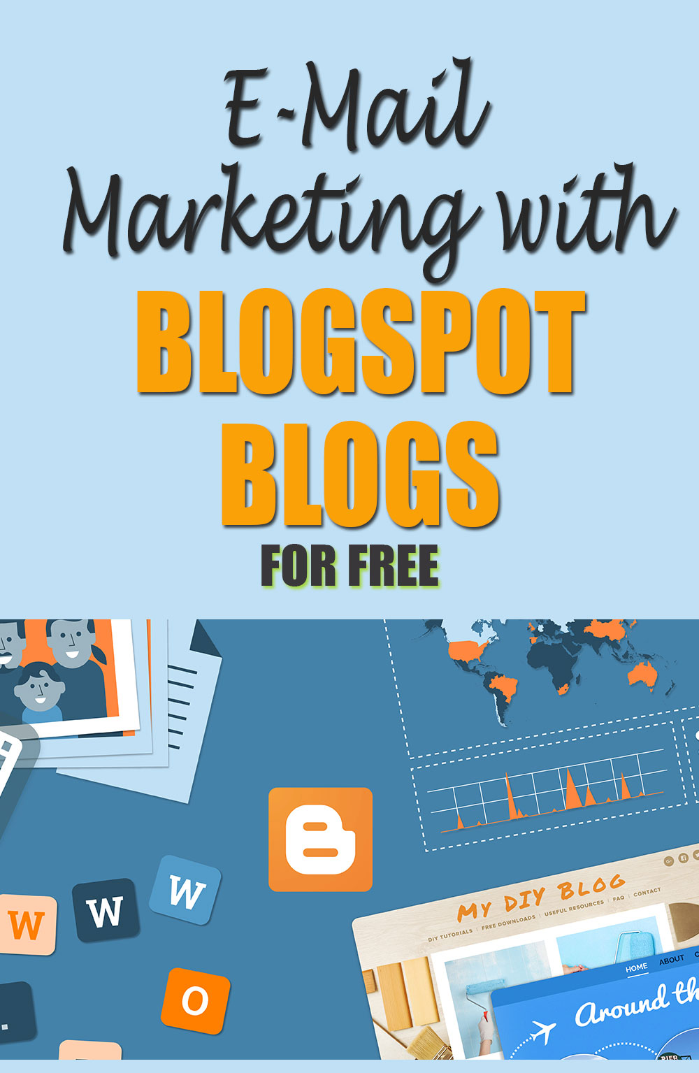 Email Marketing with BlogSpot blog