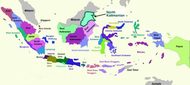 Daftar Provinsi di Indonesia, Beserta Nama Ibu Kota