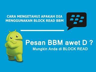 block read status bbm