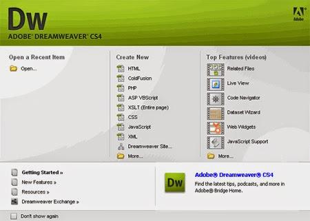 dreamweaver download gratis