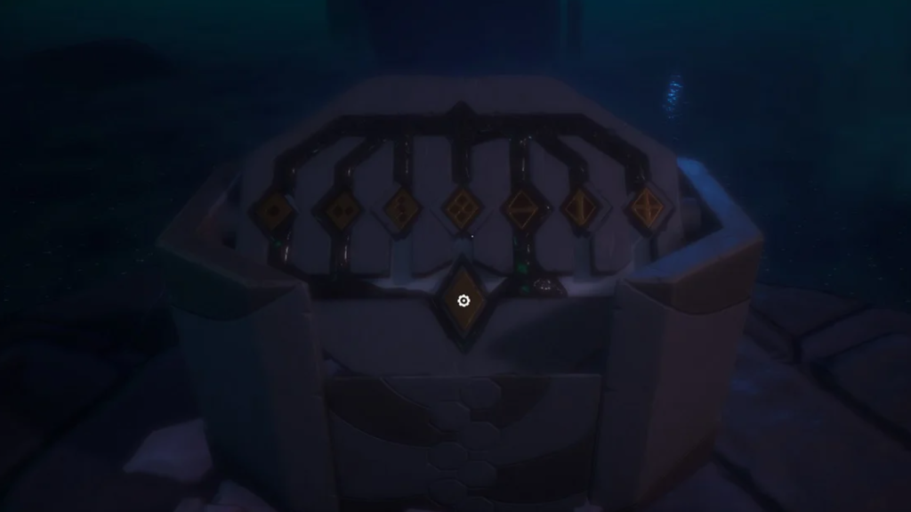 CALL OF THE SEA: ORGAN PUZZLE GUIDE IN CHAPTER 3-Screenshot 1