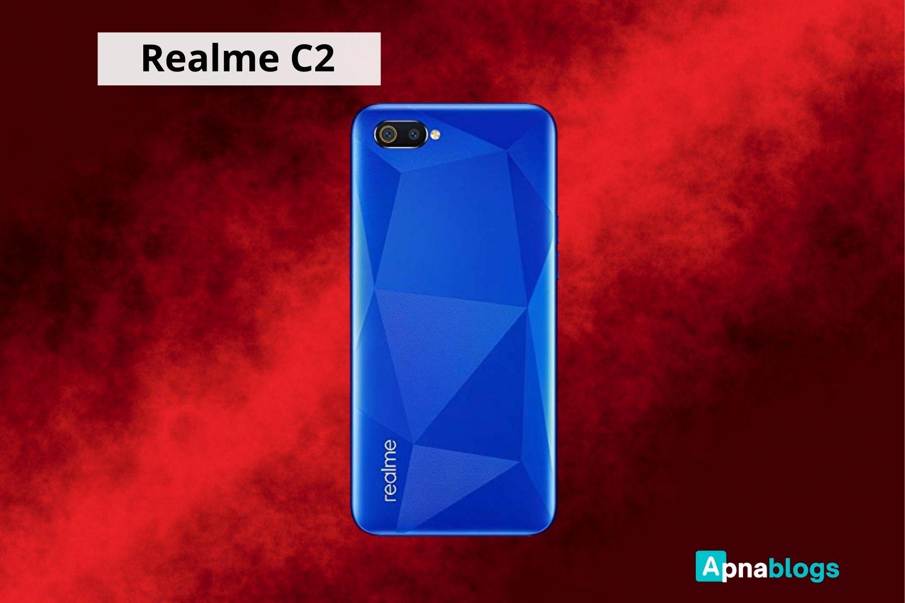 Realme C2