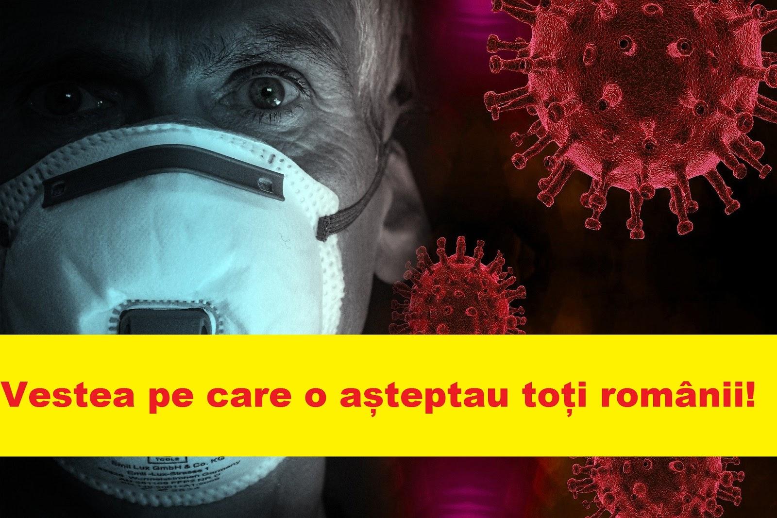"""O veste bună, una rea! Când se termină epidemia de coronavirus în România: """"Nu se va opri până când nu infectează 60% – 70% dintre oameni"""""""