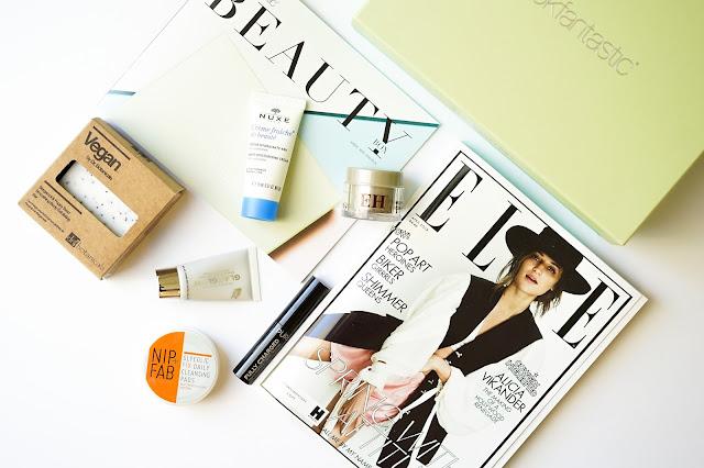 lookfantastic, beauty box, Glamglow, Dr Botanicals, Nip + Fab, Beauty, Beauty blogger, Mom blogger