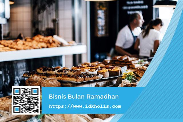 Peluang Bisnis di Bulan Ramadhan Paling Laris 2020