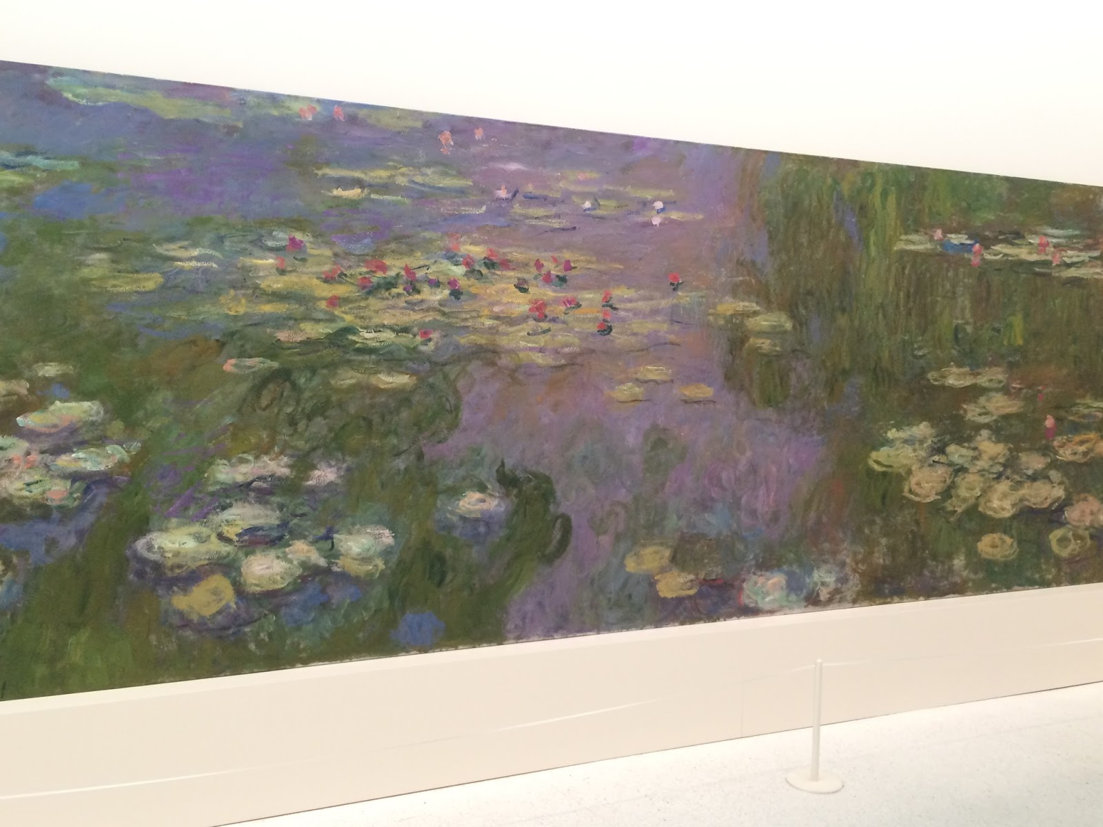 Mini Monets And Mommies Spring Flower Kids Art Actvity With Monet