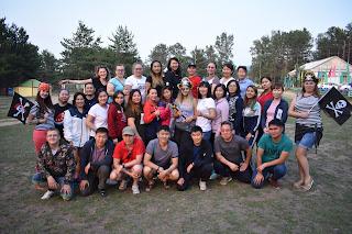 Участники 4-ого профсоюзного молодёжного форума здравоохранения Бурятии