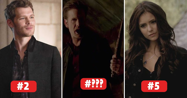 The Vampire Diaries: The 5 Most Powerful Vampires, Ranked