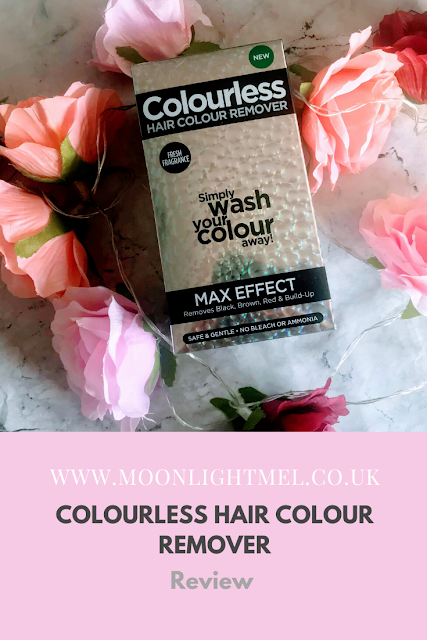 Colourless Hair Colour Remover Max Effect | Review