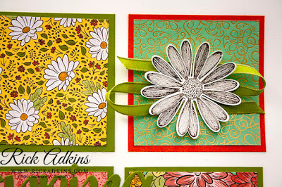 ornate garden specialty designer series paper, daisy lane bundle, rick adkins, stampin' up