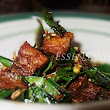 Crispy Fried Anchovies with Sprouts(Karuvadu poriyal)