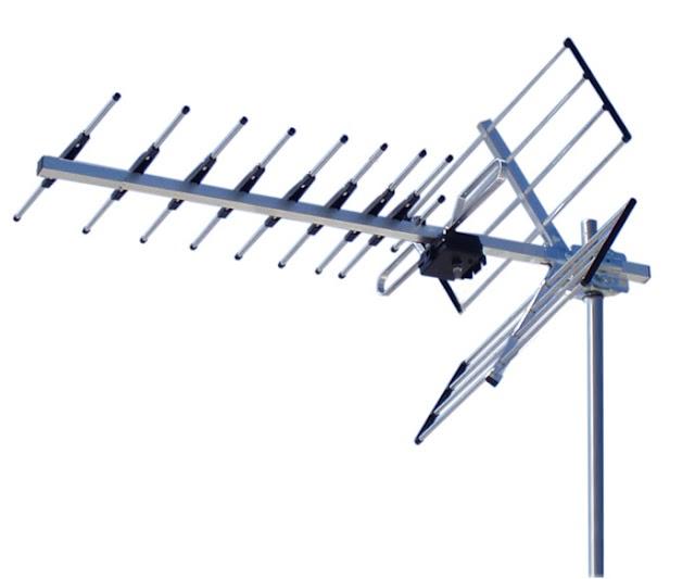 ¿Quién inventó la antena?