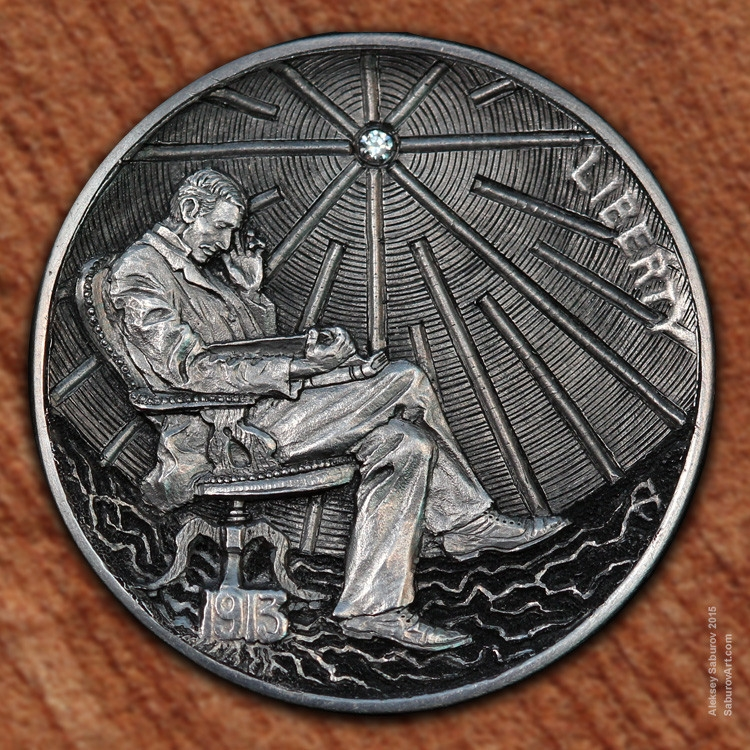 07-Nikola-Tesla-Aleksey-Saburov-Detailed-Carvings-on-Hobo-Nickel-Coins-www-designstack-co