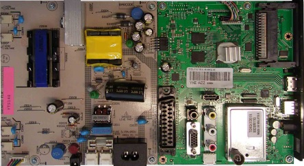 Grundig - Hamburg, Leemaxx, Vision AND Vision 2 Models LCD TVs ...