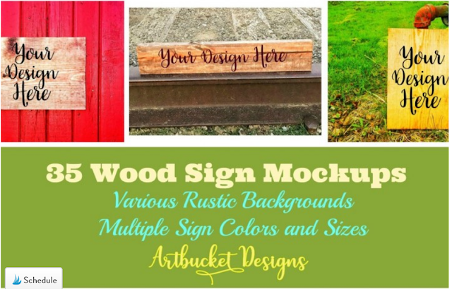 https://thehungryjpeg.com/product/64808-rustic-wood-sign-mockups-bundle-of-35/