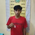 Dua Bulan Bebas, Residivis Narkoba Ditangkap Sat Res Narkoba Polres Sergai
