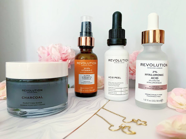 Revolution Skincare Haul