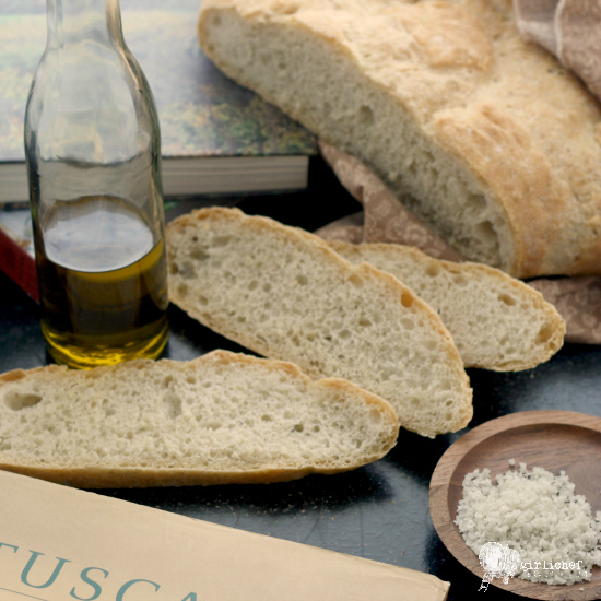 Pane Toscano (Tuscan Bread)