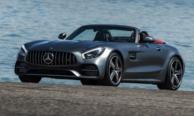 2018 Mercedes-AMG GT C Roadster Review