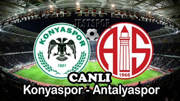 Konyaspor - Antalyaspor Jestspor izle
