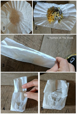 how to make a giant tea bag for bath tea