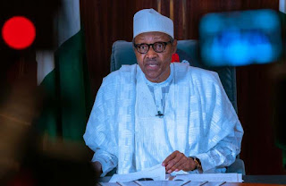 Buhari,  ''Our mistakes in 2019 cost APC some states''