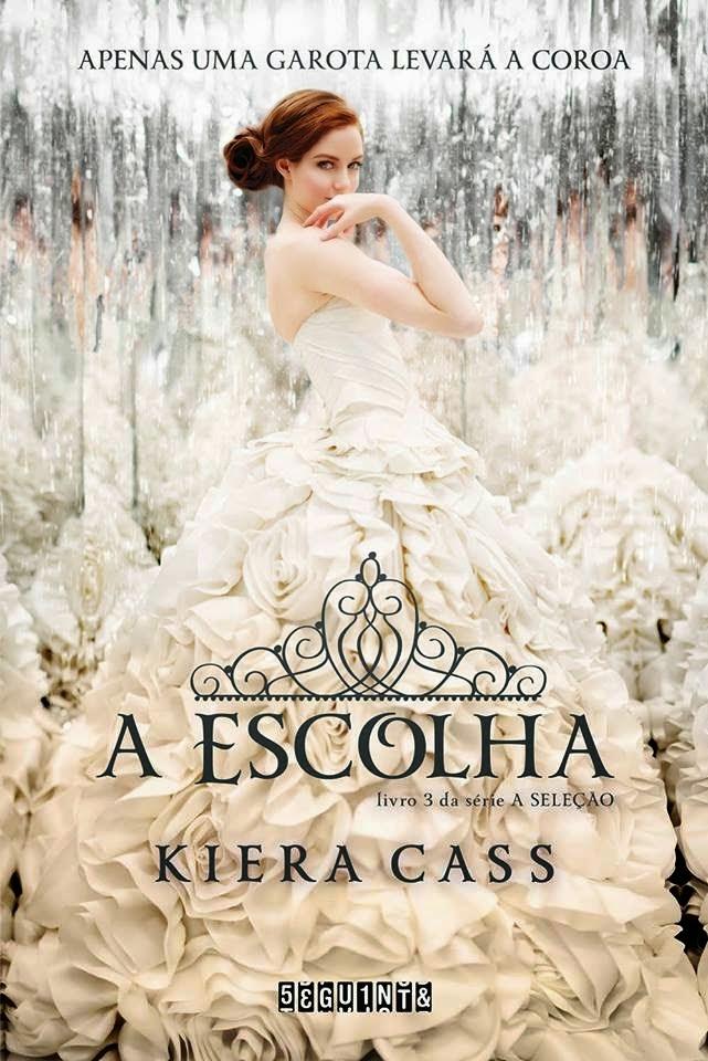 [Resenha] A Escolha - Kiera Cass