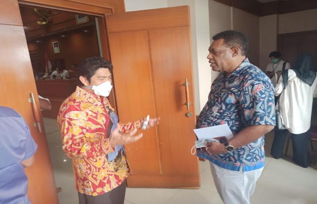 Pemprov Papua Bentuk Tim Percepatan dan Jemput Anggaran PON dari Jakarta