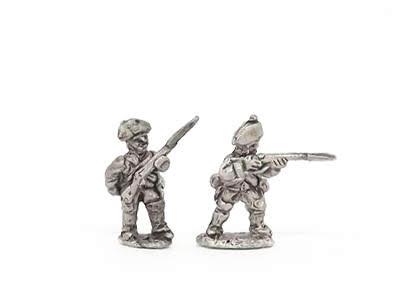 NSA2   Line infantry, firing line