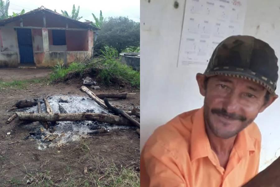 Homem alcoolizado cai em fogueira, é socorrido mas morre no hospital